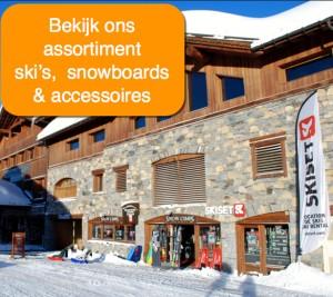 aanbod ski's snowbaords